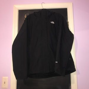 North Face Outer Shell Winter Coat